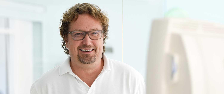 Portrait Prof. Stephan Orth